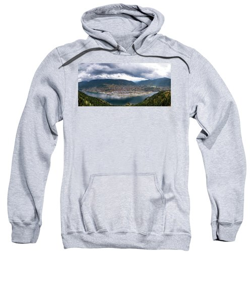 Autumn At Nelson Sweatshirt