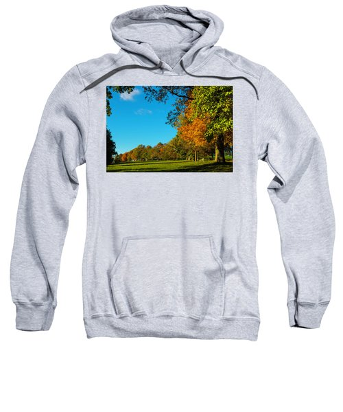 Autumn At World's End Sweatshirt
