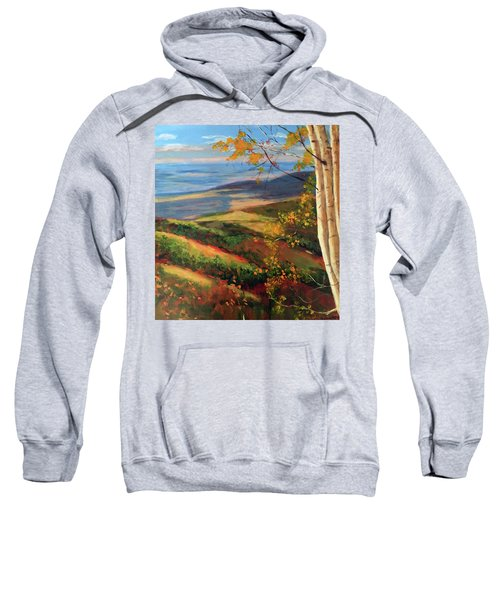 Autumn Birches Sweatshirt