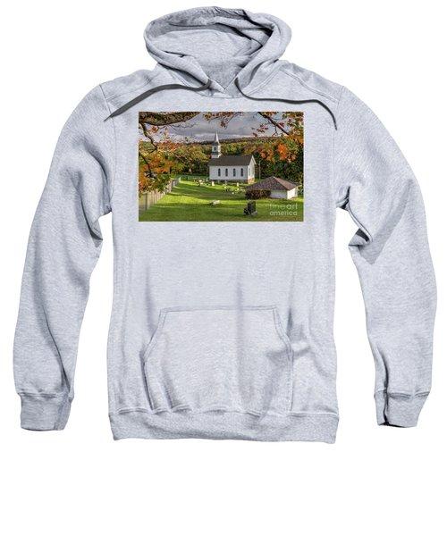 Autumn Church Sweatshirt