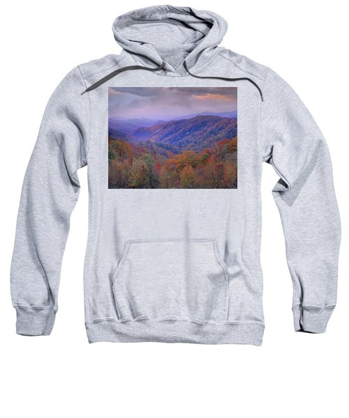 Autumn Deciduous Forest Great Smoky Sweatshirt