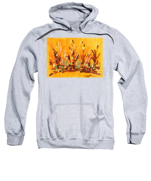 Autumn Garden Sweatshirt