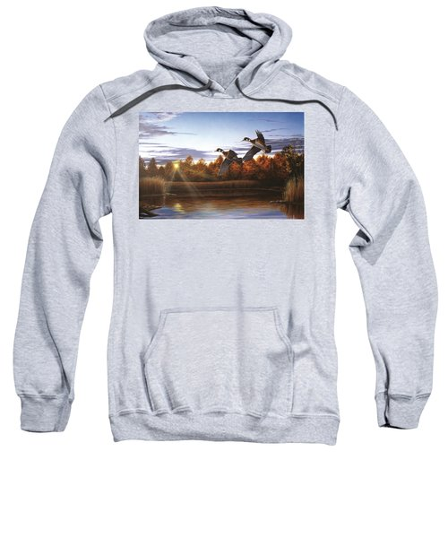 Autumn Home - Wood Ducks Sweatshirt