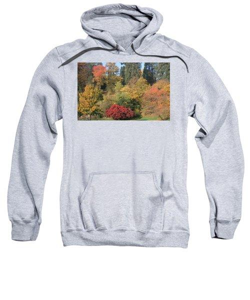 Autumn In Baden Baden Sweatshirt