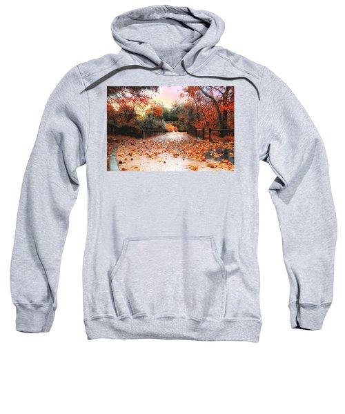 Autumn In Discovery Lake Sweatshirt
