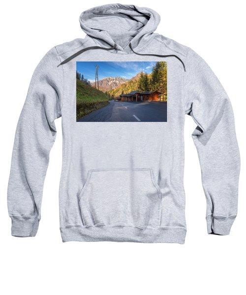 Autumn In Slovenia Sweatshirt