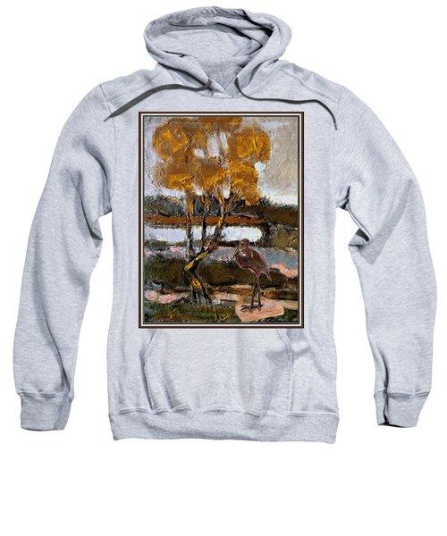 Autumn Motive 6 Sweatshirt
