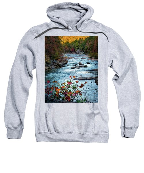 Autumn On Wilson Creek Sweatshirt