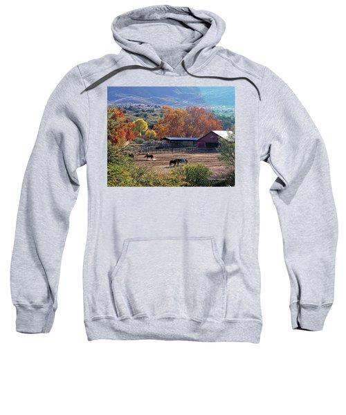 Autumn Ranch Sweatshirt