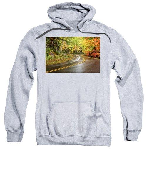 Autumn Road Sweatshirt