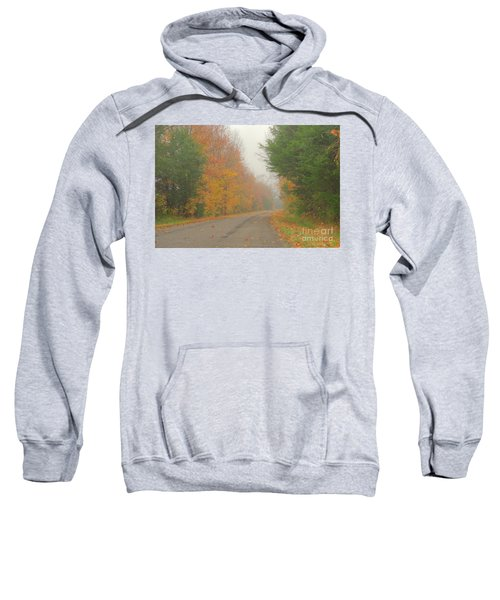 Autumn Roads Sweatshirt