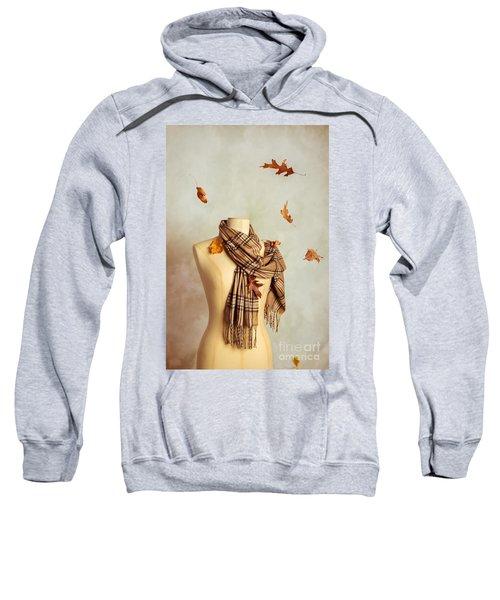 Autumn Scarf Sweatshirt