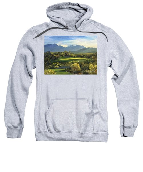 Autumn Trees Sweatshirt
