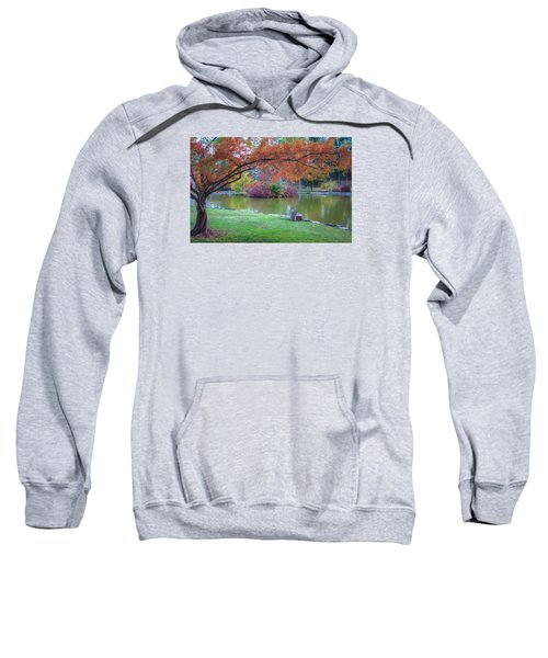Autumn's Embrace Sweatshirt