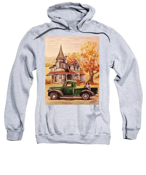 Autumn's Whispered Memories Sweatshirt