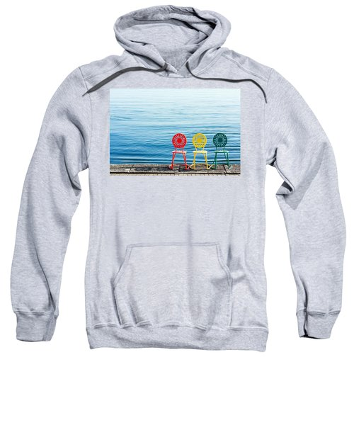 Available Seats Sweatshirt