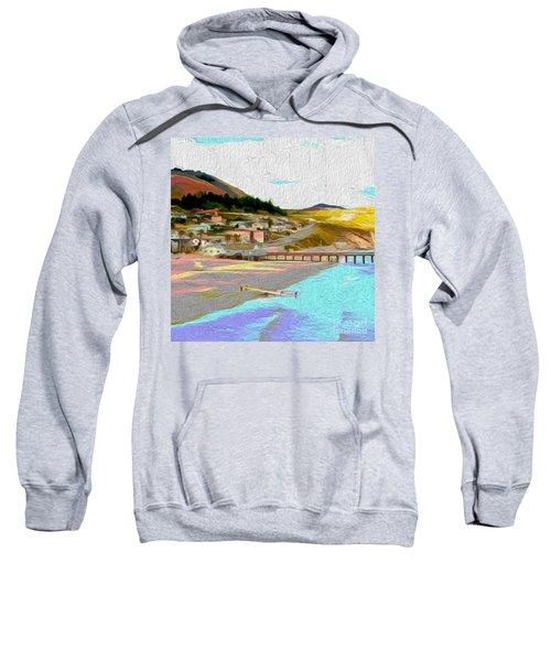 Avila Paddle Sweatshirt