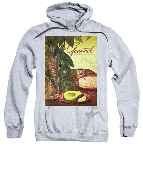 Avocado And Tortillas Sweatshirt