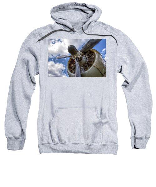 B-17 Engine Sweatshirt