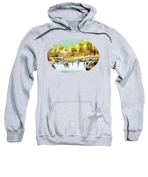 Babcock State Park West Virginia Sweatshirt