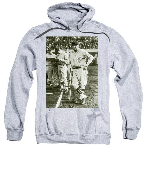 Babe Ruth All Stars Sweatshirt by Jon Neidert