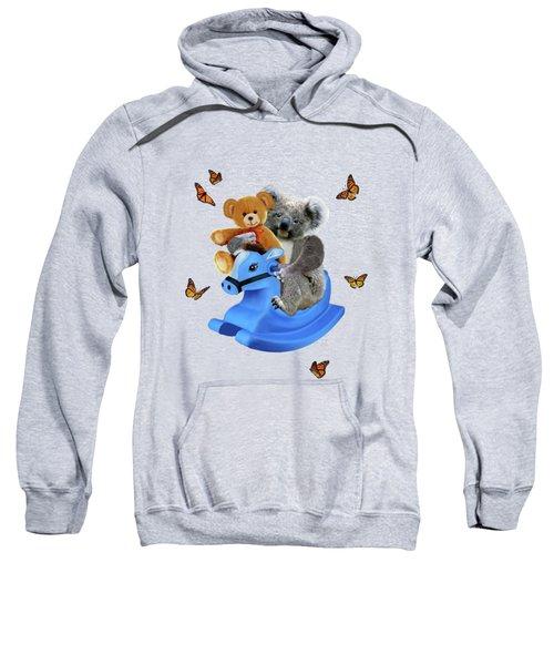Baby Koala Bear Rocks Sweatshirt