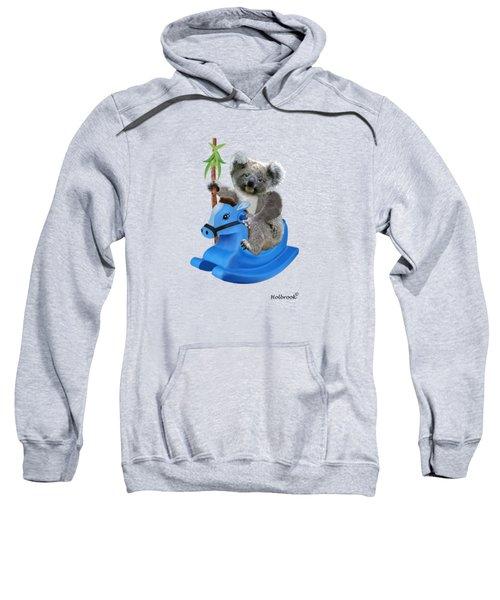 Baby Koala Buckaroo Sweatshirt