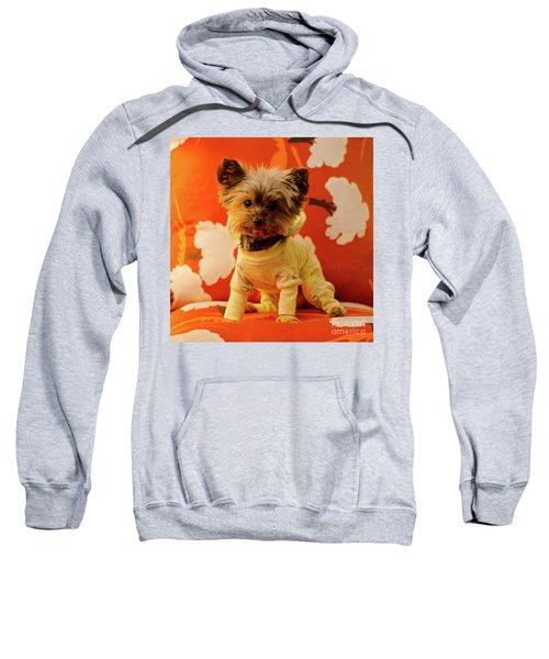 Baby Mel In Pjs Sweatshirt