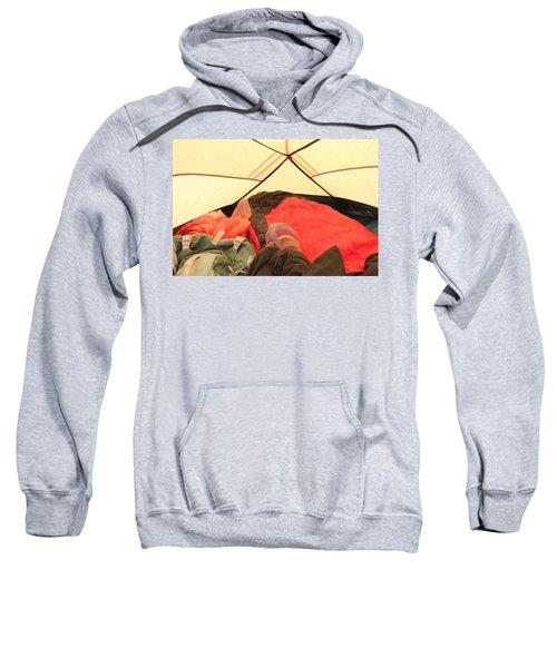 Backpacking Moments Sweatshirt