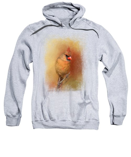 Backyard Jewel Sweatshirt by Jai Johnson