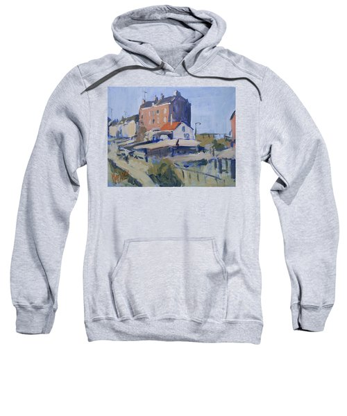 Backyard Spaarndammerdijk Sweatshirt