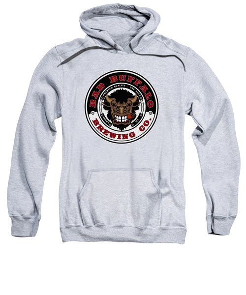Bad Buffalo Brewing Sweatshirt