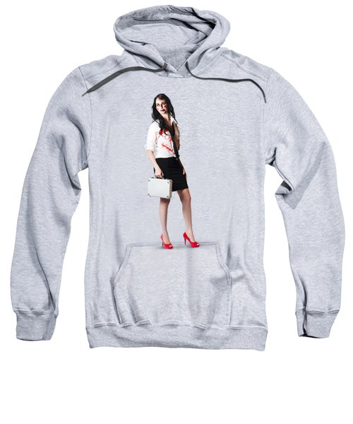 Bad Day At The Office Sweatshirt