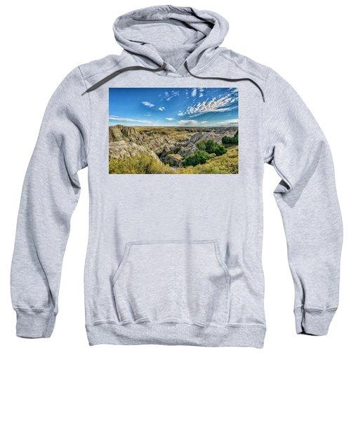 Bad Lands South Dakota.... Sweatshirt