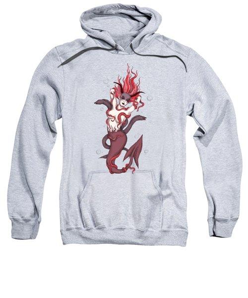Bad Mermaid II  Sweatshirt