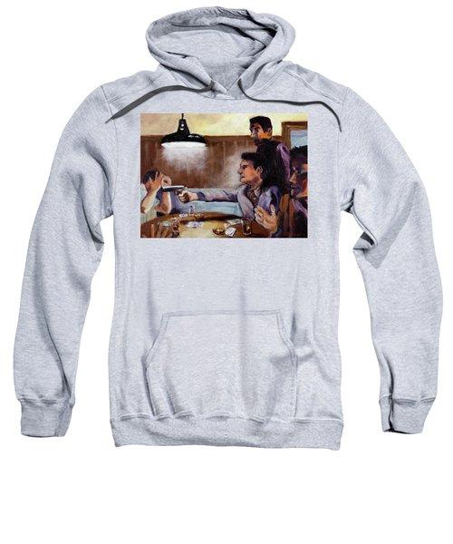 Bad Table Manners Sweatshirt
