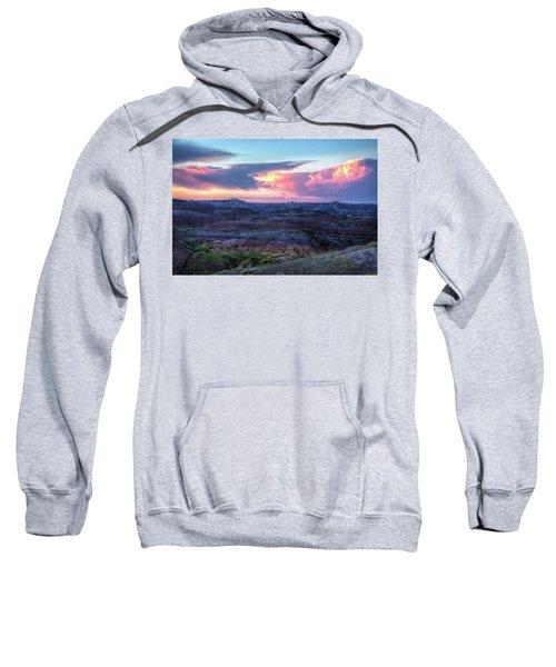 Badlands Sunrise Sweatshirt