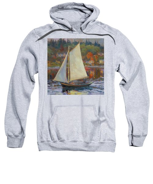 Bainbridge Island Sail Sweatshirt