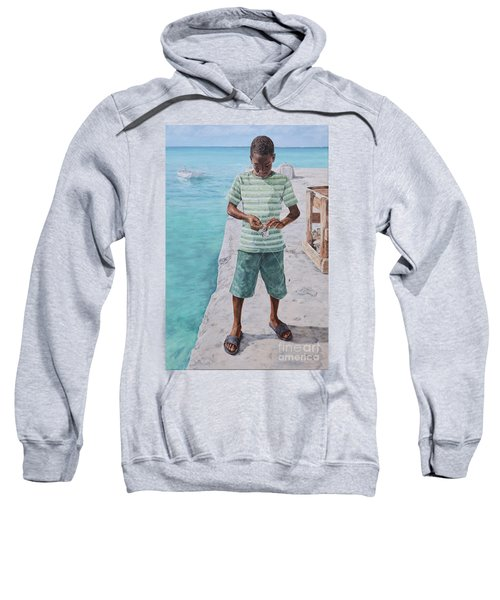 Baiting Up Sweatshirt