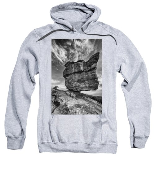 Balanced Rock Monochrome Sweatshirt