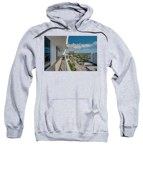 Balcony Life Sweatshirt