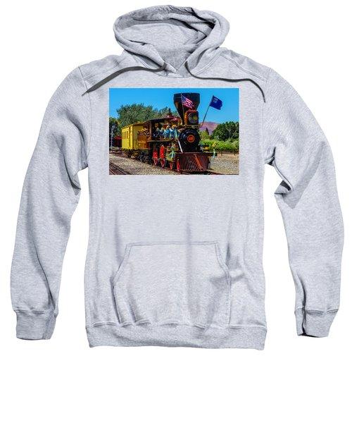 Baldwin Locomotive 22 Sweatshirt