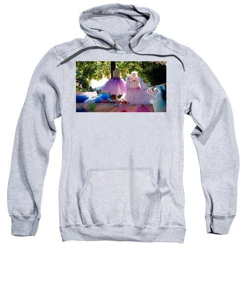 Ballerina Dresses Sweatshirt