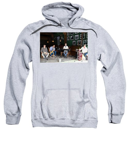 Band On Calle Ocho Sweatshirt