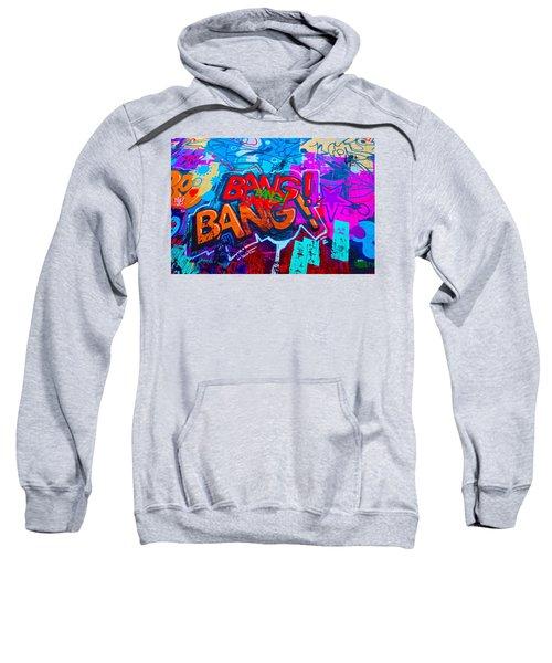 Bang Graffiti Nyc 2014 Sweatshirt