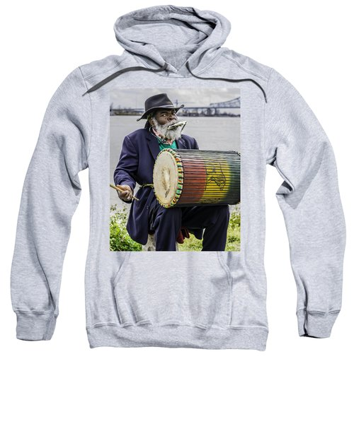 Bang That Drum Sweatshirt