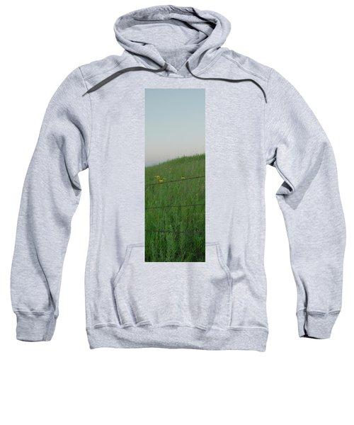 Barb Wire Prairie Sweatshirt
