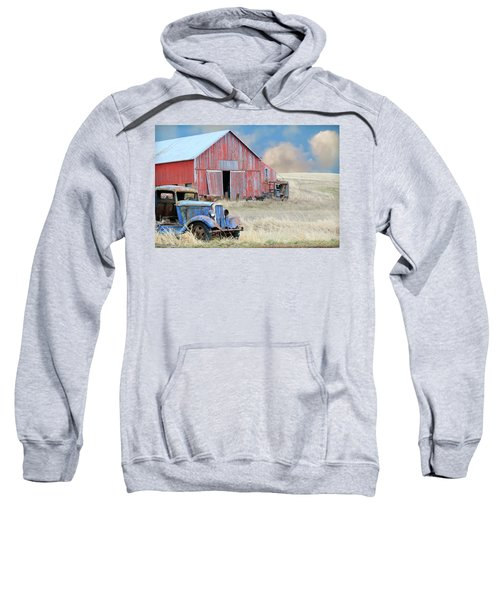 Barn Finds Sweatshirt