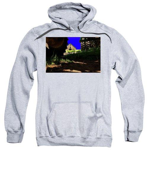 Barn From Under The Equipment Sweatshirt
