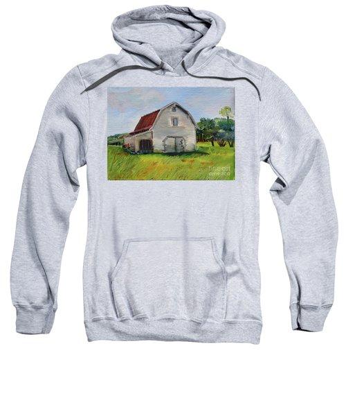 Barn-harrison Park, Ellijay-pinson Barn Sweatshirt